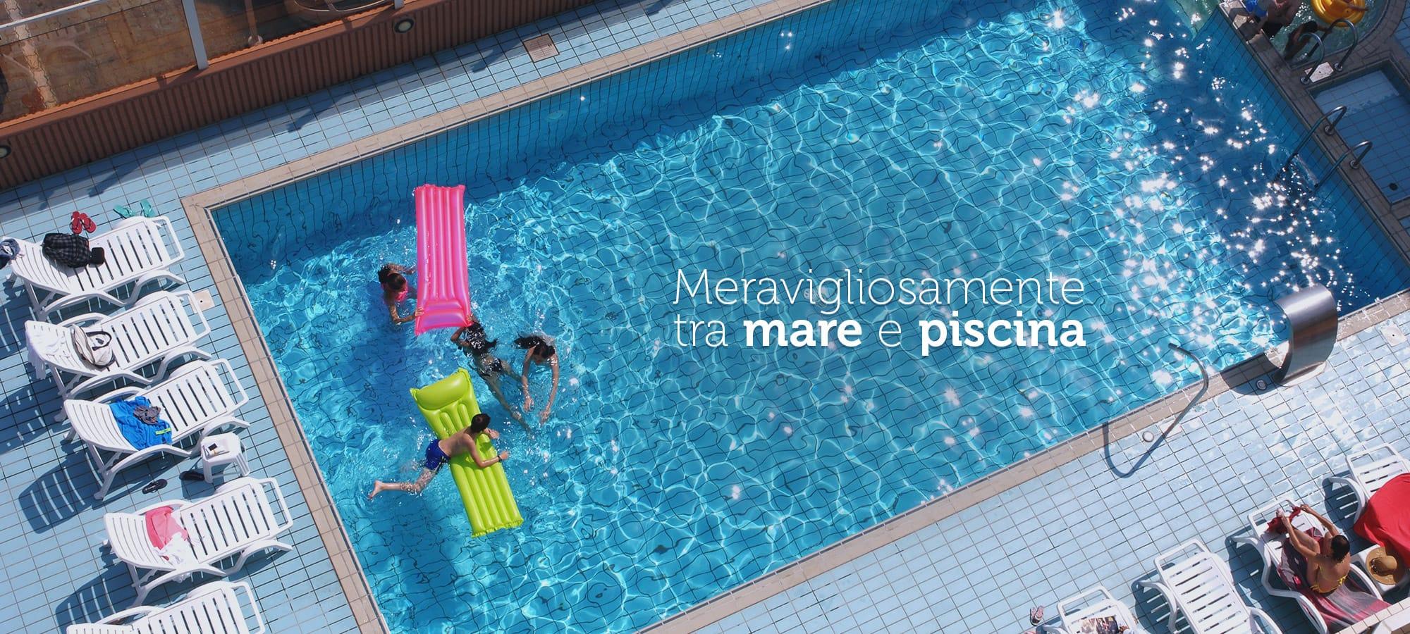 Hotel 3 stelle riccione sul mare - Hotel riccione con piscina coperta ...